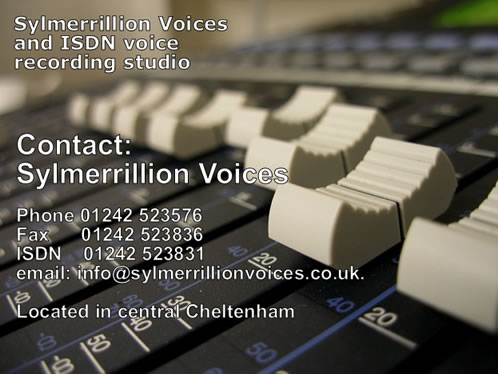 Sylmerrillion voices contact